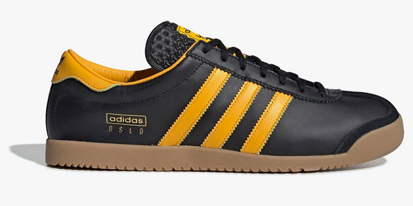 Adidas Oslo City Series trainers return
