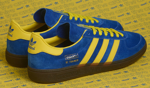 1970s Adidas Baltic Cup trainers return to the shelves