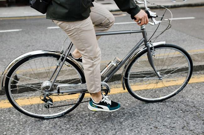 Ride retro with the 1970s-style Capri e-bikes