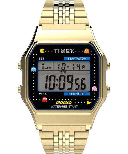 1980s Timex T80 digital watch returns