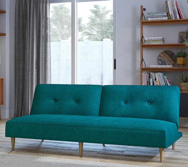 15. House by John Lewis Clapton fixed back sofa bed