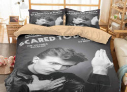 12. David Bowie Heroes bedding set