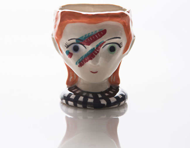 20. Major Dave Egg Cup by Katch Skinner