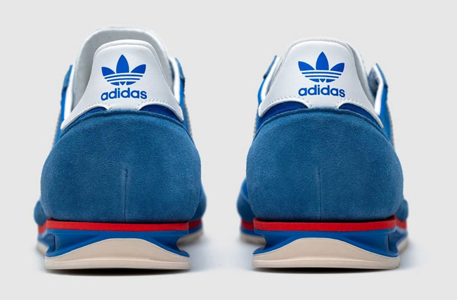 Starsky style: Adidas SL72 trainers back in blue