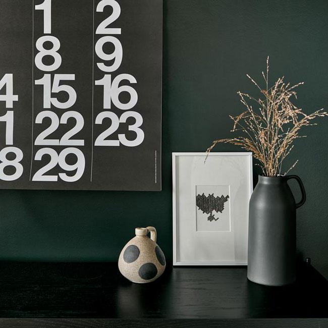 Design classic: 1960s Stendig wall calendar returns for 2020