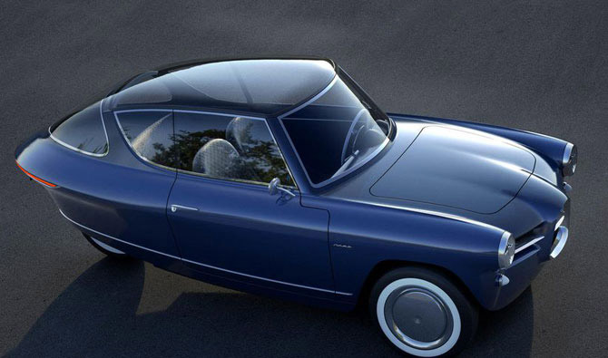 16. Rechargeable rides: 10 super-cool retro electric cars