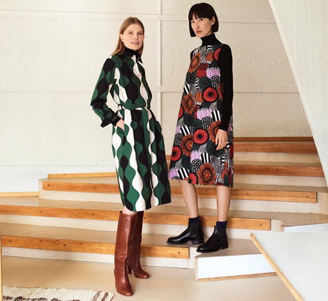 25. Uniqlo x Marimekko clothing and accessories range