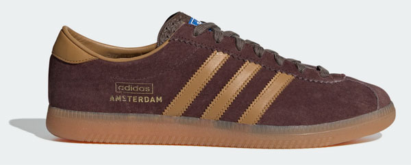 Adidas Amsterdam City Series trainers return