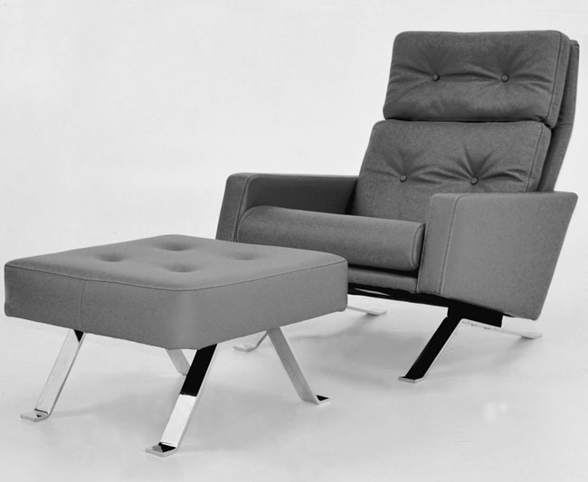 8. 1960s Leo armchair by Robin Day