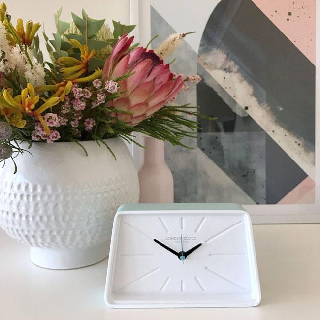 4. Finn alarm clock by the London Clock Company