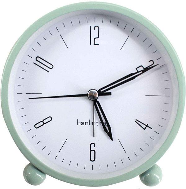 7. La Haute silent alarm clock