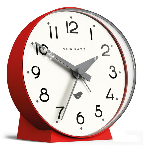 8. Newgate Bubble alarm clock
