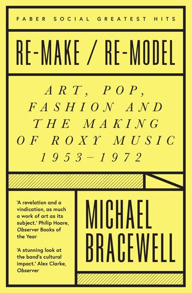 Re-make/Re-model: The Art School Roots of Roxy Music