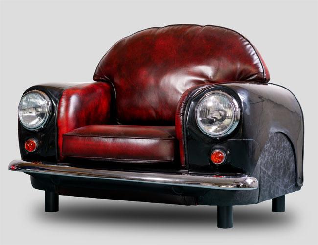 Classic Mini armchairs by Mini Retro