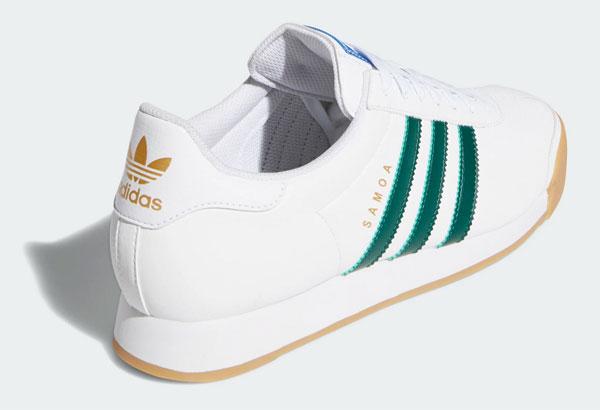 1980s Adidas Samoa trainers back on the shelves