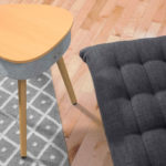 Midcentury modern audio table by i-box