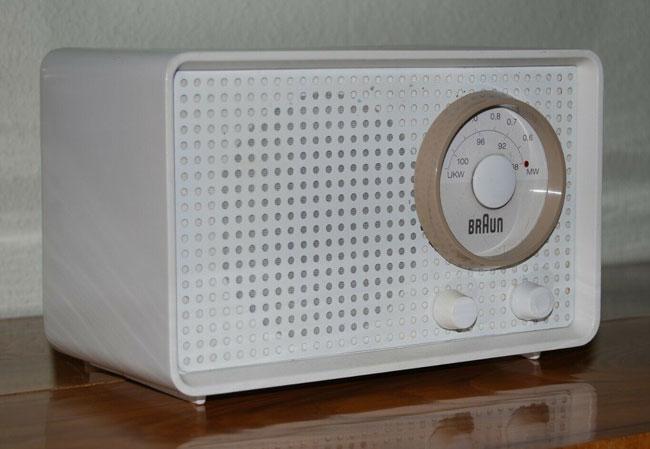 1950s Dieter Rams SK2 FM radio on eBay