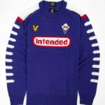 Lyle & Scott recreates 90s football shirts as knitwear