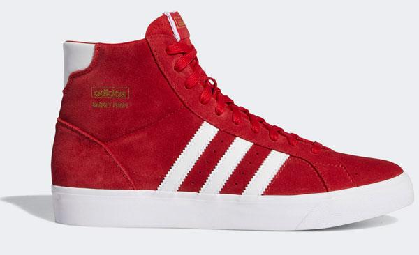 1960s Adidas Basket Profi basketball shoes return