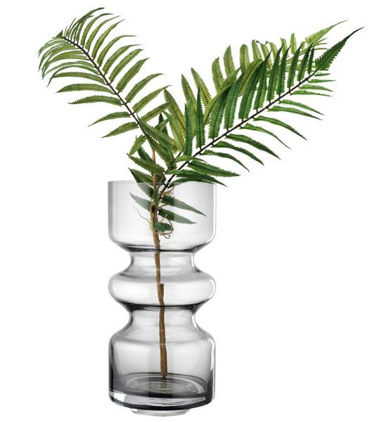 13. Manfred Scandinavian-style glass vase