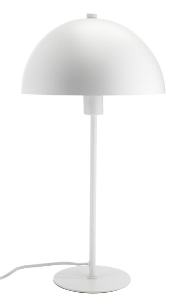 17. Verner Panton-inspired Helgi table lamp