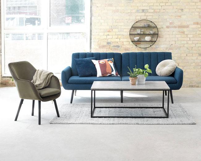 2. Harndrup midcentury modern sofa bed