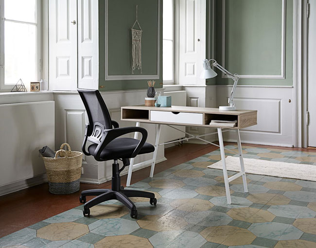 8. Abetted home office desk