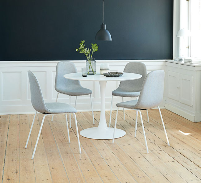 9. Ringsted tulip-style dining table