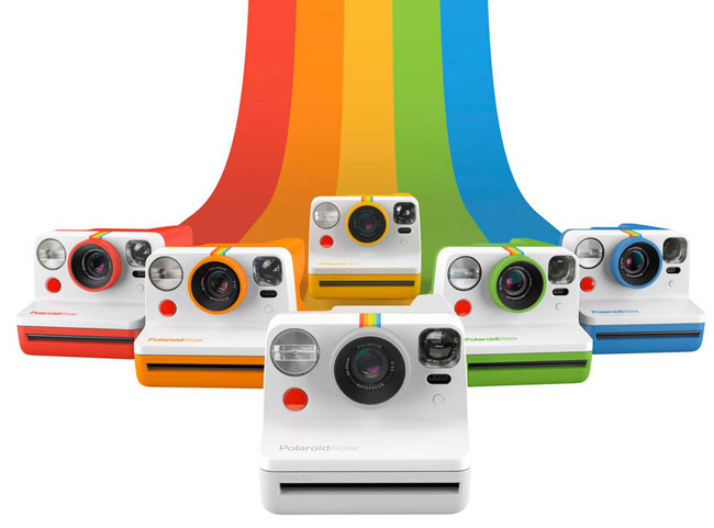 Retro Polaroid Now i‑Type Instant Camera debuts