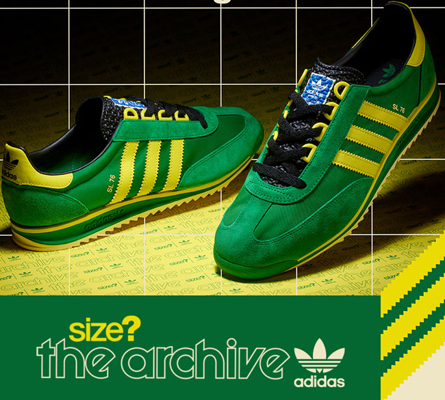 Adolescencia Escéptico liebre  Adidas SL76 trainers return as a limited edition - Retro to Go