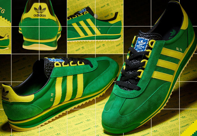 Adidas SL76 trainers return as a limited edition