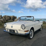 1962 BMW 700S Cabriolet by Baur on eBay