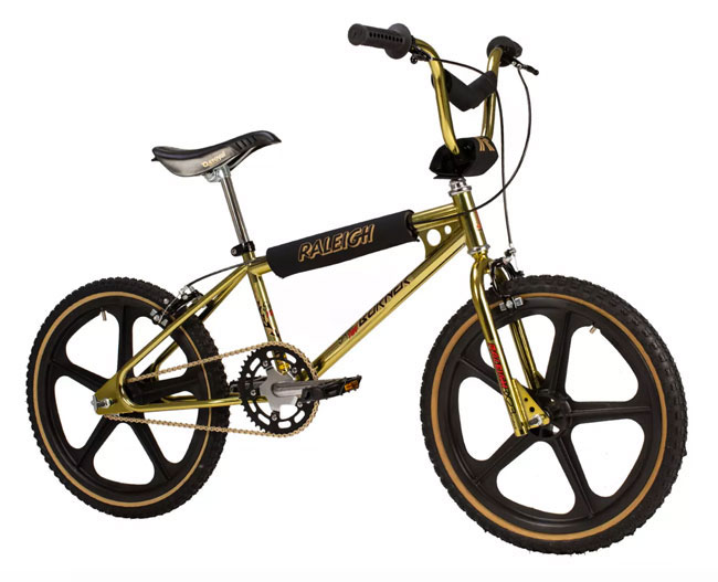 1. Raleigh Super Tuff Burner