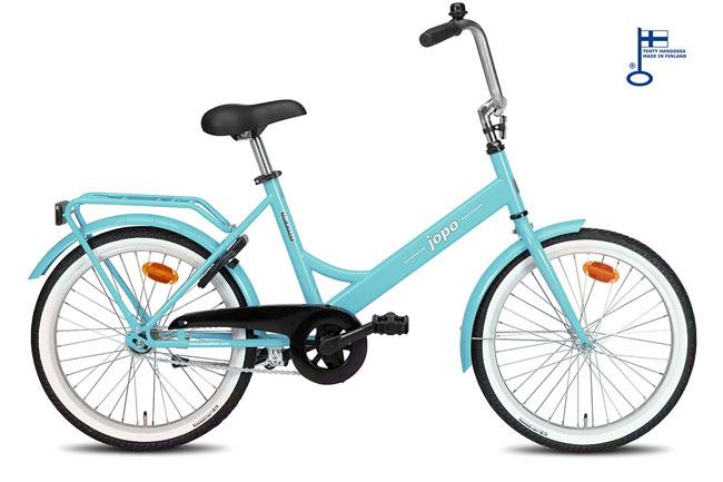 6. 1960s Helkama Jopo bicycle