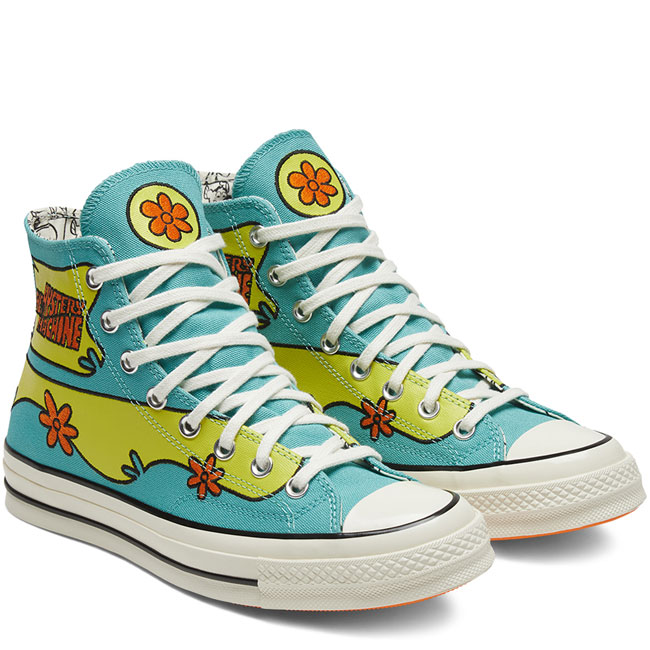 Converse x Scooby-Doo footwear collection hits the UK