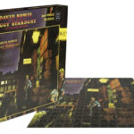 David Bowie album cover jigsaws by Zee
