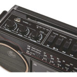Reka budget retro boombox at Aldi