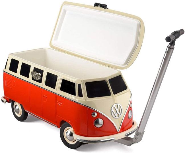 Volkswagen Camper Van cool box on wheels