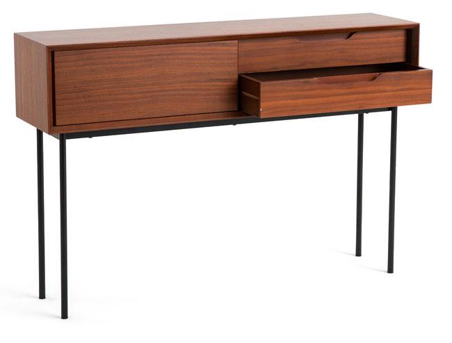 Noyeto retro sideboard and console table at La Redoute