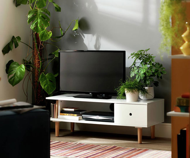 25. Cato budget TV stand at Habitat