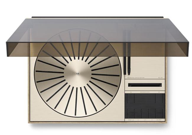 1970s Bang & Olufsen Beogram 4000c turntable reissued