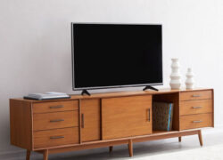 1. Mid-Century Media Console at West Elm