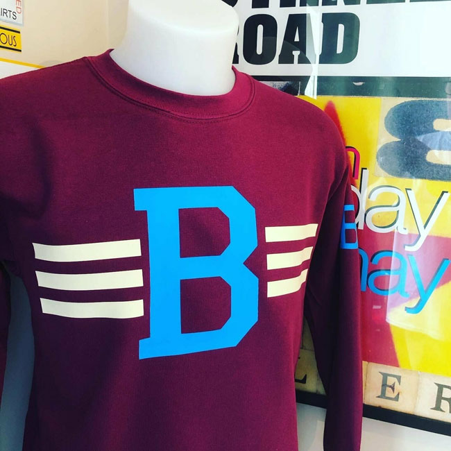 1960s sweatshirt designs by Mr B's Soulful Tees