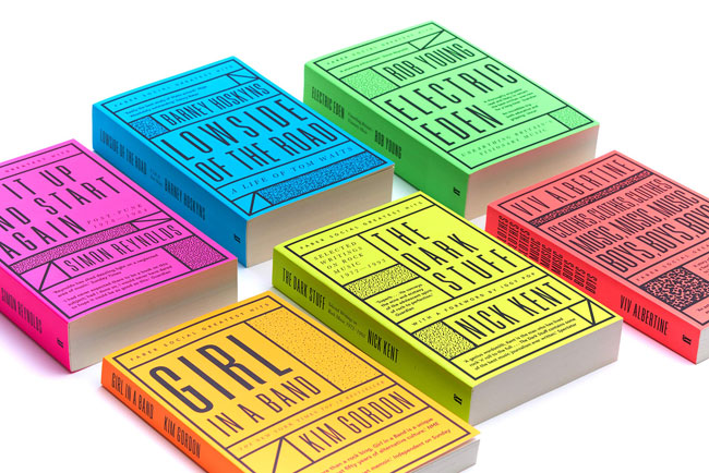 20. Much-loved music books reissued as Faber Greatest Hits