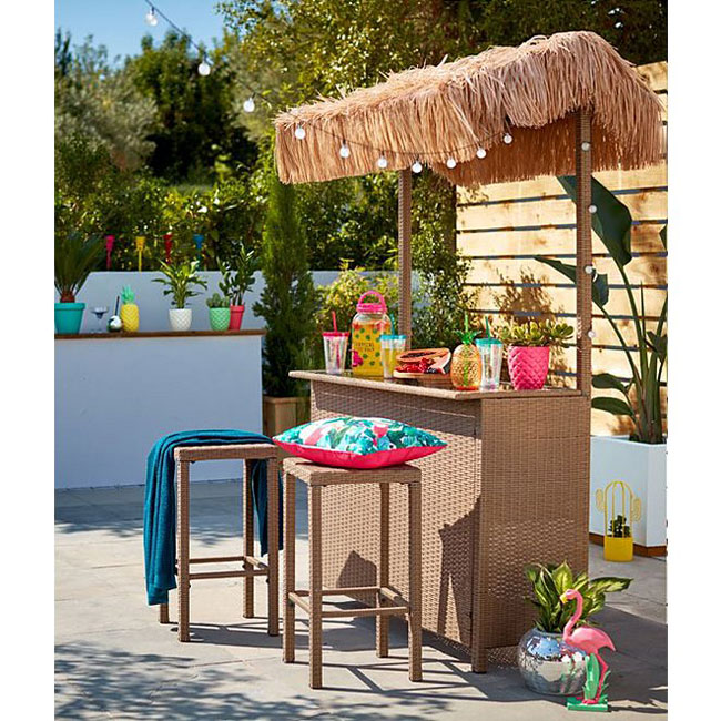 24. Grab a Tiki bar for your garden at George Home