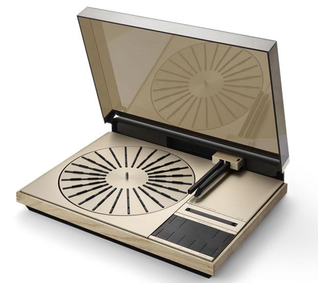 25. 1970s Bang & Olufsen Beogram 4000c turntable reissued