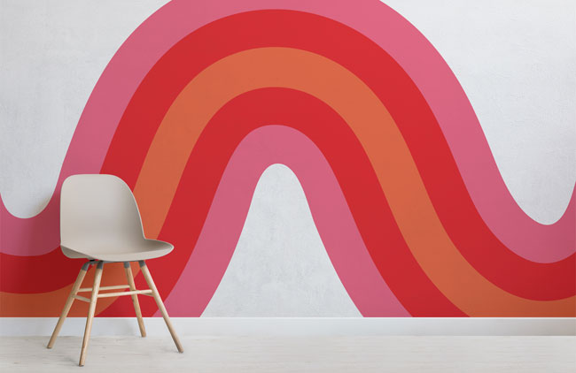 39. 1970s wallpaper collection by Murals Wallpaper