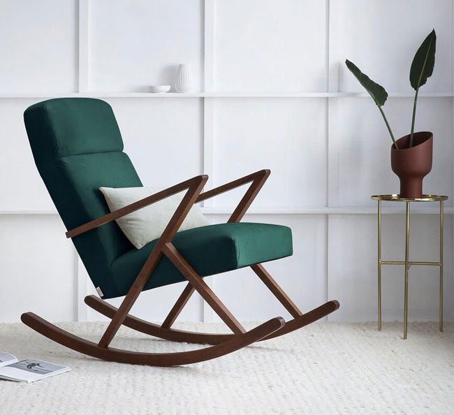 8. Five of the best midcentury modern rocking chairs