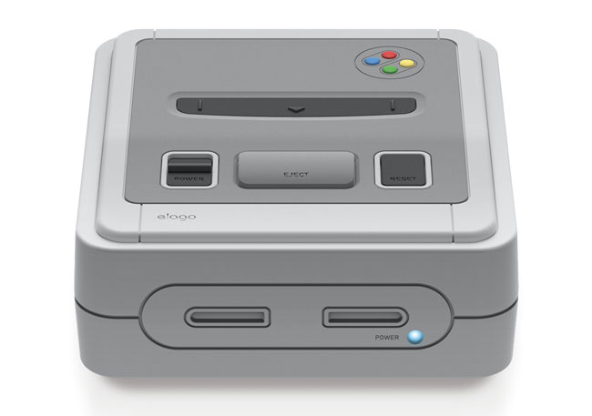 Retro Nintendo-style cover for Apple TV