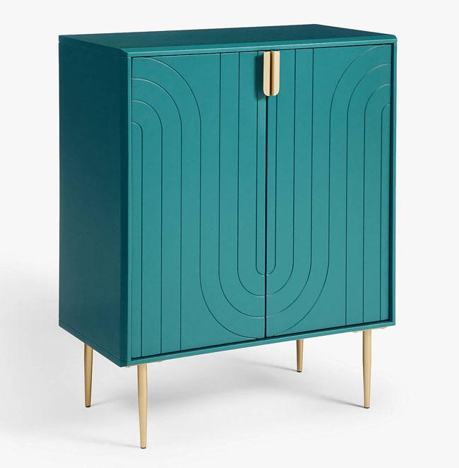 16. Harvard retro storage cabinet at John Lewis